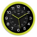 CEP Horloge Cep pro Gloss - Diamètre 31 cm, hauteur 47 cm coloris Anis