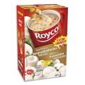 ROYCO Boîte de 15 sachets de potage à la Forestière et croûtons au thym