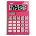 CANON AS-120V (AS120V) Calculatrice de bureau 12 chiffres Rose AS120V-5476B002AA