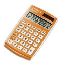 Calculatrice de poche 12 chiffres Citizen CPC112 laquée orange CPC112ORWB