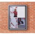 Vitrine d'exterieur NOBO format 4 feuilles A4 Pacific II - Dimensions L53,2xH69,2xP4,5cm