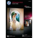 Papier photo HP - Boîtes 20 feuilles papier photo Premium Plus A3, finition brillant CR675A