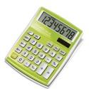 CITIZEN Calculatrice de bureau 8 chiffres CPC112 laquée verte clair CDC80GRWB