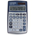 Calculatrice de poche Citizen CPC 112 Gris