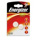 ENERGIZER Blister 2 piles CR2016 Lithium