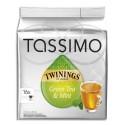 TASSIMO Sachet 16 doses de thé vert