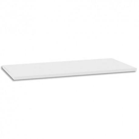 GAUTIER Top bois pour caisson 80 cm Sunday - Dimensions : L42 x H2 x P80 cm coloris Blanc