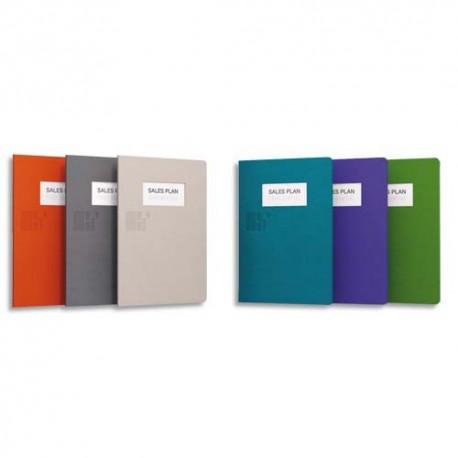 Chemise de présentation Elba BUSINESS en carte forte 420g format portrait pour 25feuilles coloris assortis