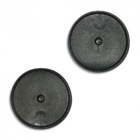REXEL Lot de 2 poinçons et 4 disques de pression de rechange pour perforateur HD 2300X