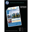 Papier photo HP - Pack de 100 feuilles Papier photo professionnel laser mat 120g A4 Q6550A