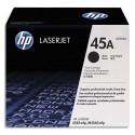 HP 45A (Q5945A) - Cartouche toner noir de marque HP Q5945A (HP N°45A)