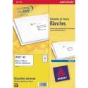 Etiquette AVERY J8159 - Boîte de 600 étiquettes adresses jet d encre 63,5x33,9 blanches J8159-25