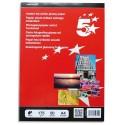 5 ETOILES Boîte de 50 feuilles A4 papier photo brillant 175g
